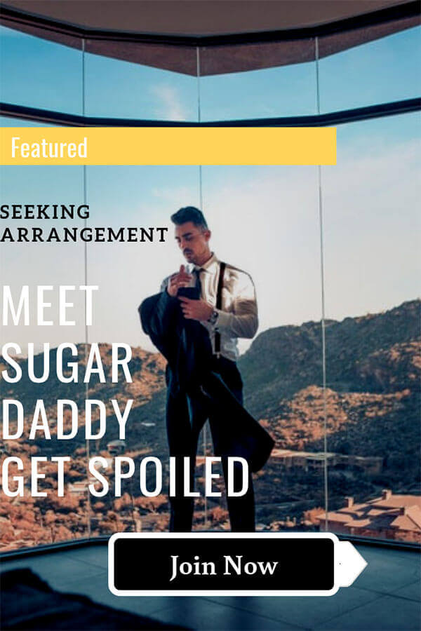Seeking Arrangement Ad